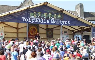 Billy Bragg, Tolpuddle Martyrs Festival