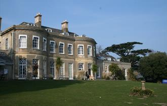 Upton House at Upton Country Park