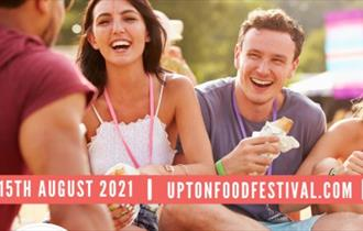 Upton House Food Festival - August 2021