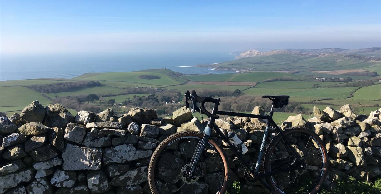 Bikepacking in Dorset with Wessex Gravel Adventures