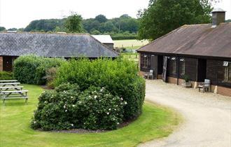 West Farm Lodges