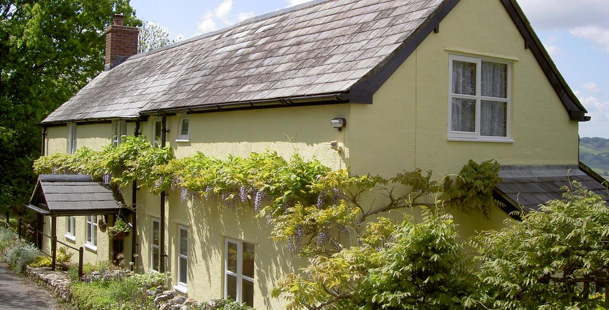 Cottage located in beautiful unspoilt countryside