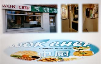 Wok Chef Chinese Takeaway in Swanage, Dorset