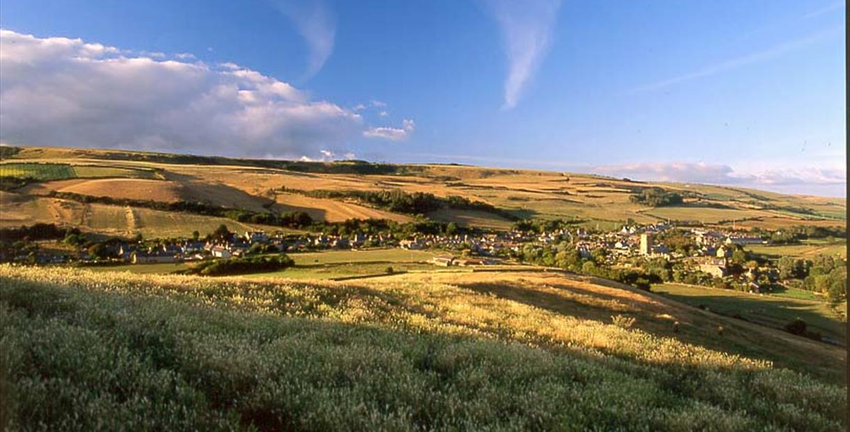 Abbotsbury village, Dorset
