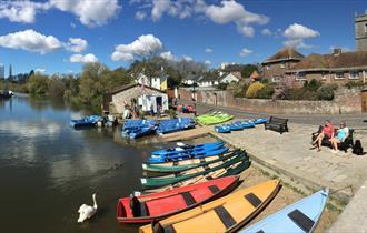 Abbotts Quay, Wareham