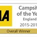 AA Campsite of the year