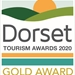 Dorset Tourism Awards 2020  - Gold Award