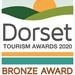 Dorset Tourism Awards 2020 - Bronze Award