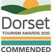 Dorset Tourism Awards 2020 Commended