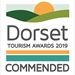 Dorset Tourism Awards 2019 - Commended