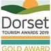 Dorset Tourism Awards 2019 - Gold Award