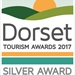 Dorset Tourism Awards 2017 - Silver Award
