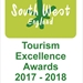 South West Tourism Excellence Awards 2017/18 - Gold