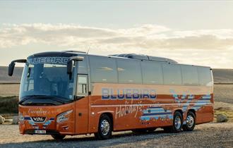 Bluebird Coaches, Dorset