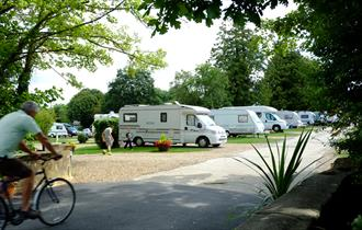 South Lytchett Manor Touring Caravan & Camping Park