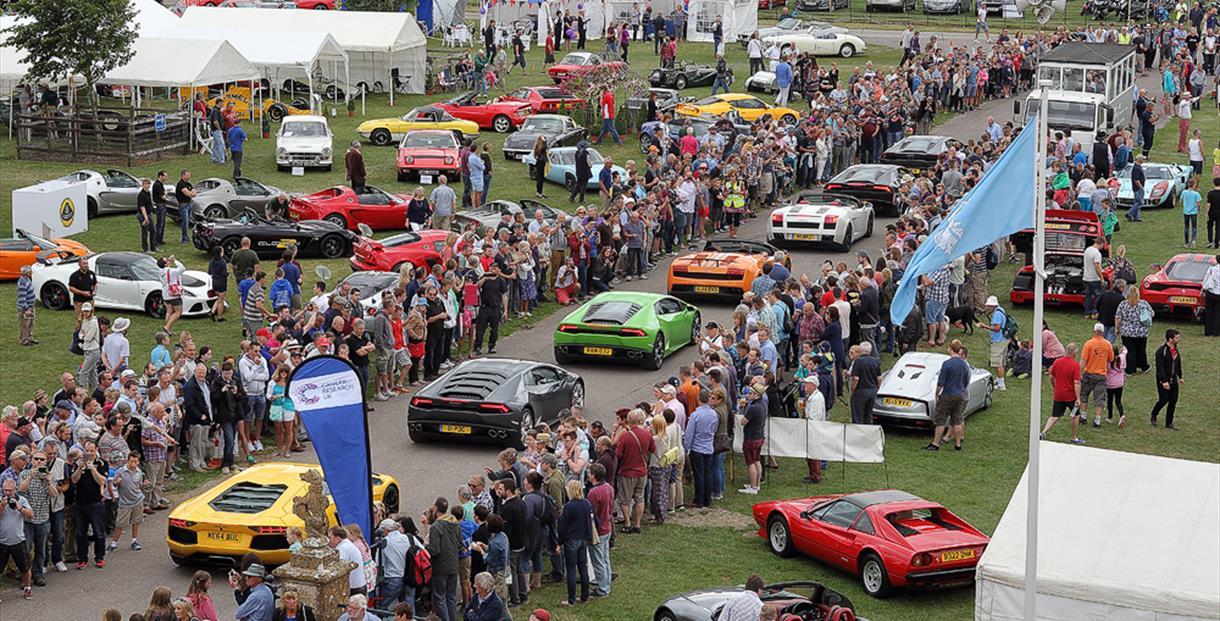 Lancaster Insurance Classic & Supercars Show