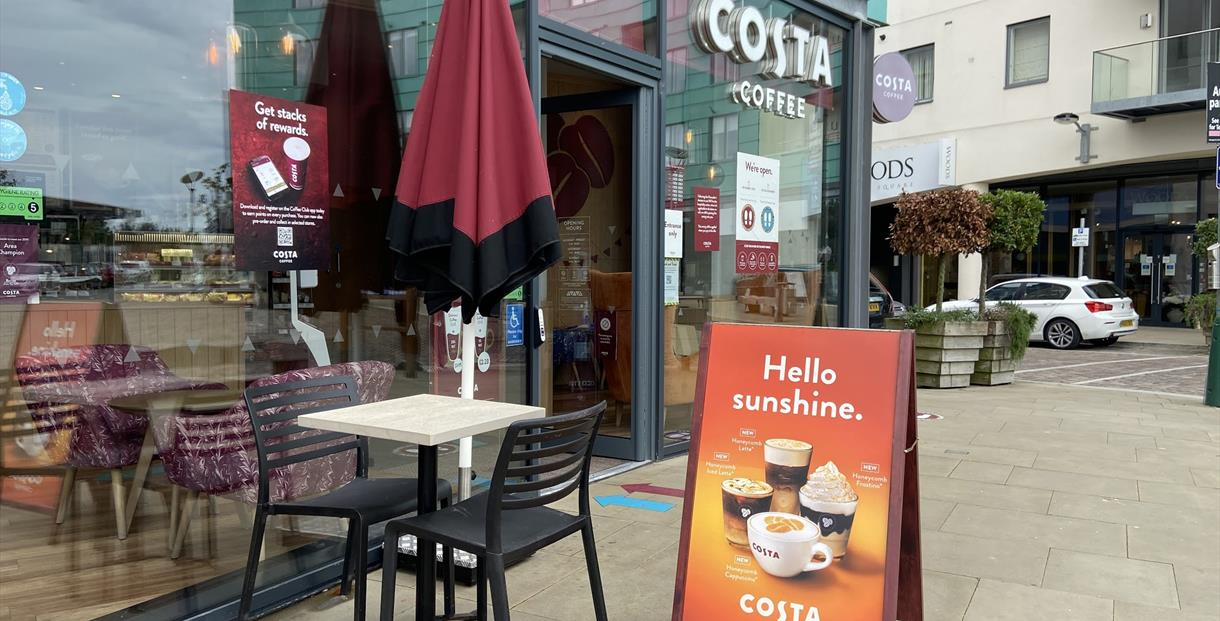 Costa Coffee Dorchester