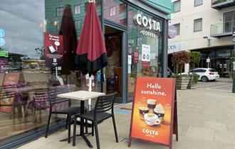 Costa Coffee Dorchester