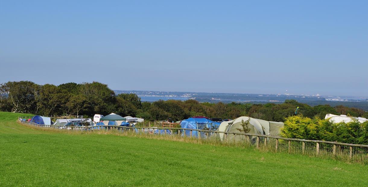 East Creech Farm Caravan and Camping Park