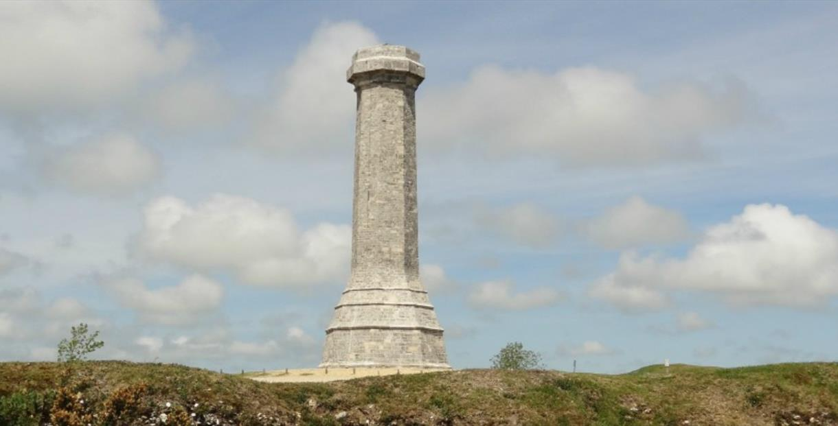 Hardy Monument (photo credit National Trust)
