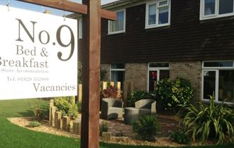 No 9 Bed and Breakfast in Wareham exterior
