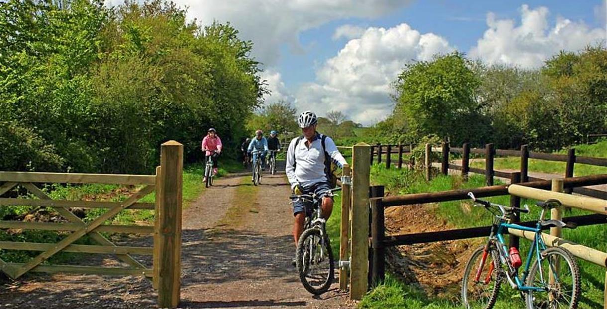 The North Dorset Trailway - photo by Graham Rains