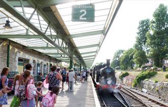 Swanage Railway Station