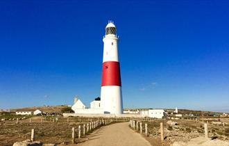 Portland Bill lighthouse, Isle of Portland, Dorset