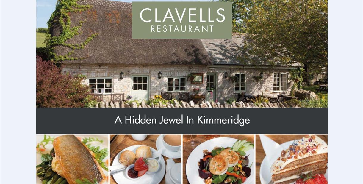 Clavells Restaurant, Kimmeridge, Dorset
