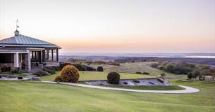 Isle of Purbeck Golf Club Bar summer menu