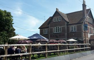 The Black Bear Inn at Wool, Dorset