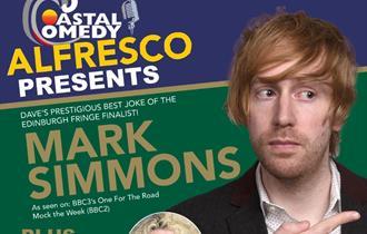 Mark Simmons, standup, comedy, entertainment, live, show, gig, coastal comedy,