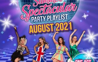 Summer Spectacular Poster