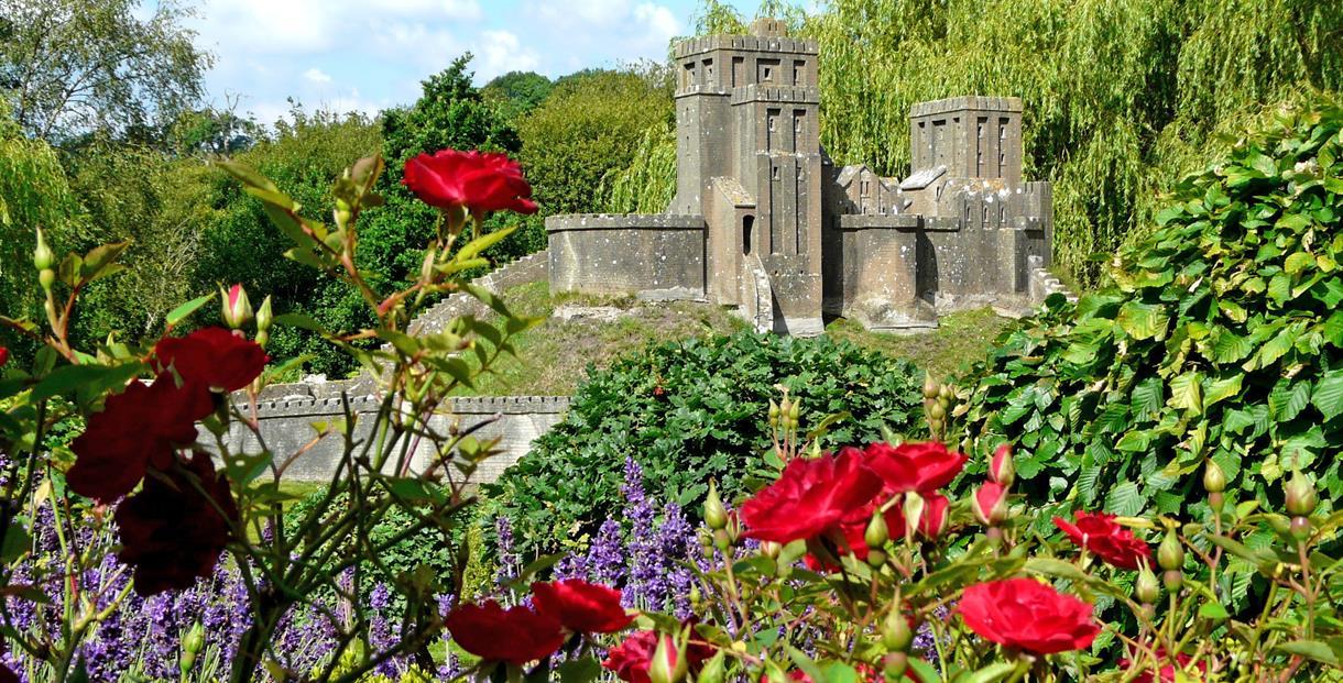 Corfe Castle Model Village and Gardens