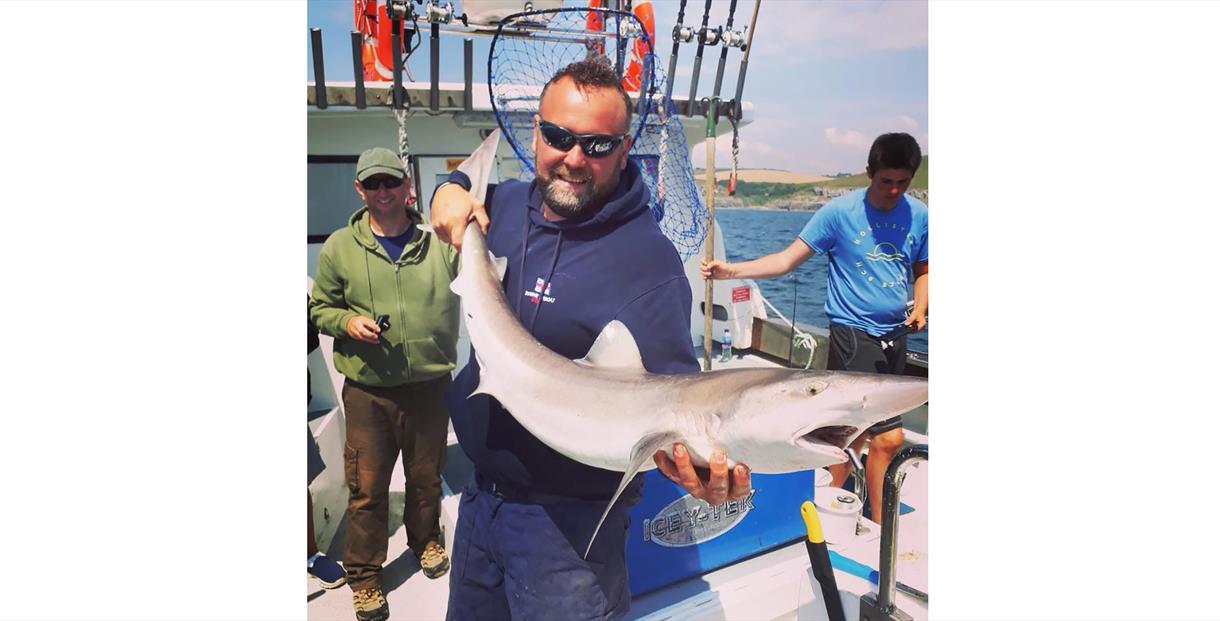 Swanage Sea Fishing