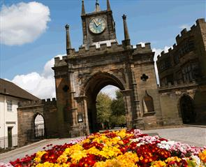 Attractions in Bishop Auckland