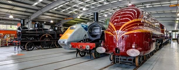 Locomotion at Shildon