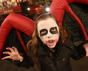 Halloween Durham