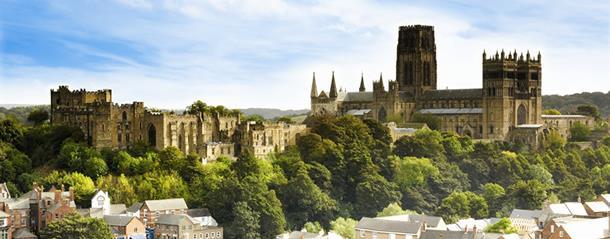 Maps of Durham