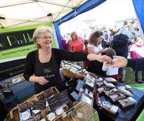 Pick up tasty treats at Bishop Auckland Food Festival