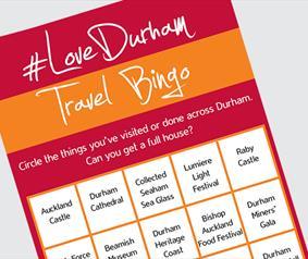 Durham Travel Bingo