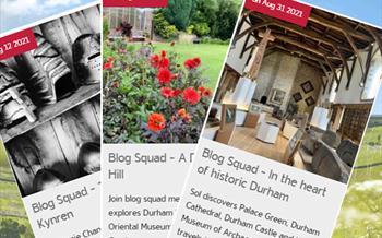 Durham's Blog Squad