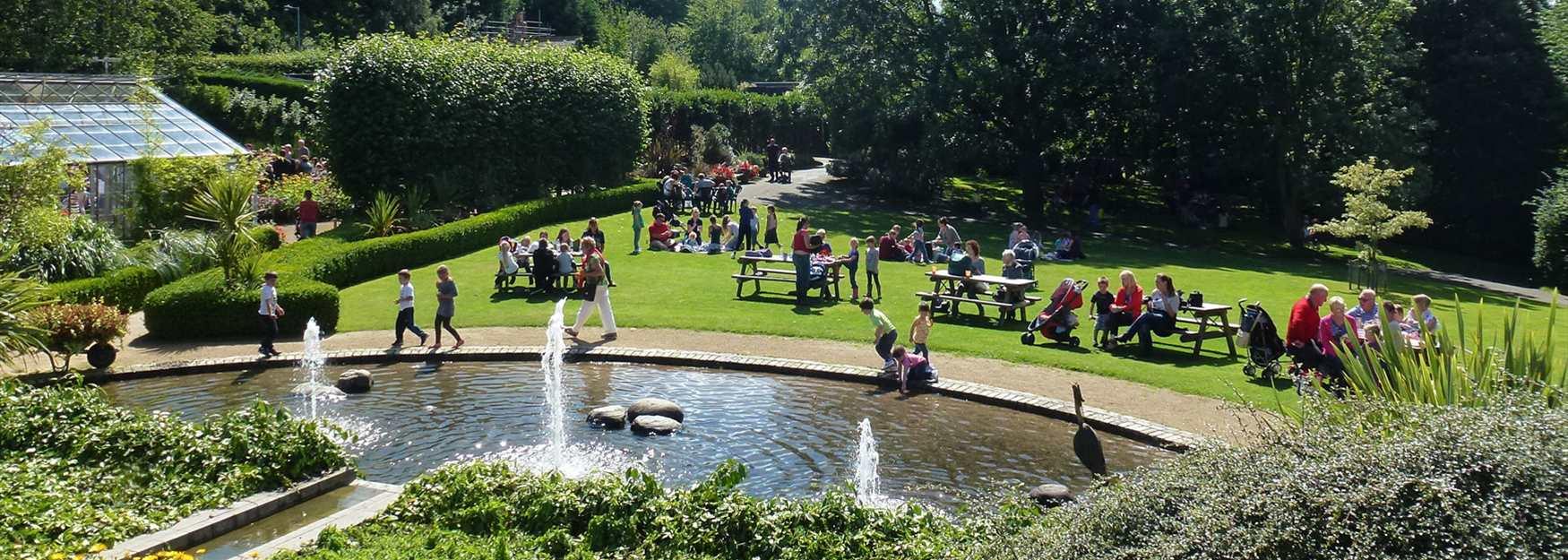 Botanic Gardens Durham