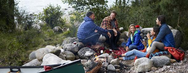 Camping in Durham