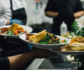 Catering suppliers in Durham