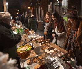 Christmas Markets in County Durham