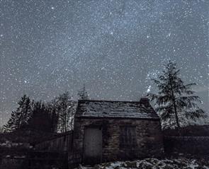 Dark Skies in Winter throughout Durham