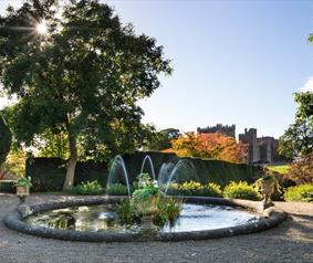 Crook Hall and Gardens in Durham City