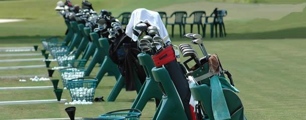Golf ranges