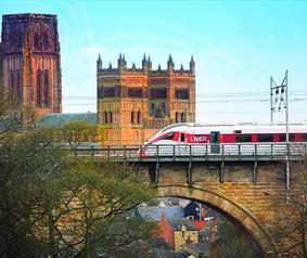 LNER Durham Cathedral